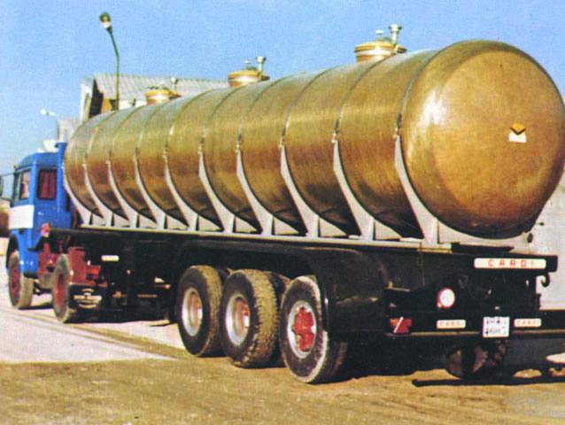汽车槽罐-运输罐